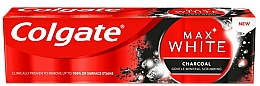 Parfüm, Parfüméria, kozmetikum Fehérítő fogkrém faszénnel - Colgate Max White Charcoal