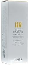 Parfüm, Parfüméria, kozmetikum Hidratáló krém problémás száraz bőrre - Babe Laboratorios Emollient Cream