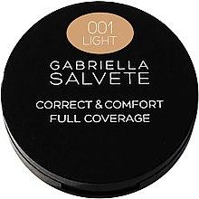 Parfüm, Parfüméria, kozmetikum Arckorrektor - Gabriella Salvete Correct & Comfort Full Coverage