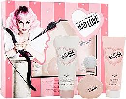 Parfüm, Parfüméria, kozmetikum Katy Perry Katy Perry's Mad Love - Szett (Edp/50ml + b/lotion/75ml + sh/gel/75ml)