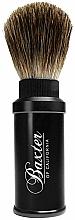 Parfüm, Parfüméria, kozmetikum Borotvapamacs - Baxter Professional Travel Brush Pure Badger