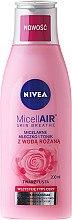 Parfüm, Parfüméria, kozmetikum Micellás tej és tonik + rózsavíz - Nivea MicellAir Skin Breathe