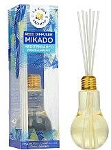 """Parfüm, Parfüméria, kozmetikum Aromadiffúzor """"Citrom és egres"""" - La Casa de Los Aromas Mikado Reed Diffuser"""