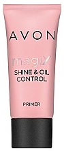 Parfüm, Parfüméria, kozmetikum Mattító sminkalap - Avon Magix Shine & Oil Control Primer