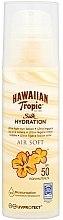 Parfüm, Parfüméria, kozmetikum Napvédő lotion testre - Hawaiian Tropic Silk Hydration Air Soft Lotion SPF 50