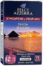 Parfüm, Parfüméria, kozmetikum Elektromos diffúzór - Felce Azzurra Summer Night (utántöltő)