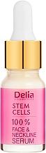 Parfüm, Parfüméria, kozmetikum Intenzív ránctalanító arc és nyakszérum őssejttel - Delia Face Care Stem Sells Face Neckline Intensive Serum