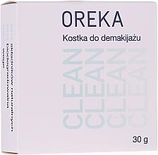Parfüm, Parfüméria, kozmetikum Sminklemosó tisztító szer - Oreka Anti-Smog Cleaning Make-Up Removal Bar