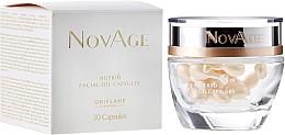 Parfüm, Parfüméria, kozmetikum Regeneráló arcápolóolaj-kapszula - Oriflame NovAge Nutri6 Facial Oil Capsules