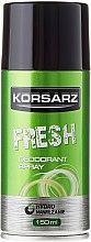 Parfüm, Parfüméria, kozmetikum Dezodor - Pharma CF Korsarz Fresh Deodorant
