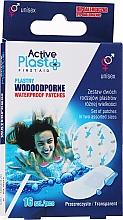 Parfüm, Parfüméria, kozmetikum Vízálló sebtapasz készlet - Ntrade Active Plast First Aid Waterproof Patches
