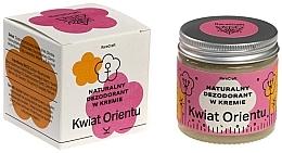 """Parfüm, Parfüméria, kozmetikum Természetes krém-dezodor """"Keleti virág"""" - RareCraft Cream Deodorant"""