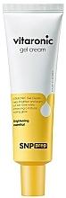 Parfüm, Parfüméria, kozmetikum Arcbőr ragyogását adó krémgél C-vitaminnal - SNP Prep Vitaronic Gel Cream