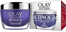 Parfüm, Parfüméria, kozmetikum Hidratáló éjszakai krém - Olay Regenerist Retinol24 Cream Night Moisturiser
