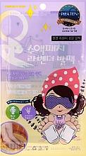 Parfüm, Parfüméria, kozmetikum Tisztító párnák lábra - Pilaten Plastry Detox Lavender