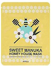 Parfüm, Parfüméria, kozmetikum Szövetmaszk - A'pieu Sweet Manuka Honey House Mask