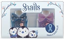 Parfüm, Parfüméria, kozmetikum Gyerek körömlakk 2x10,5ml - Snails Mini Bebe Penguin