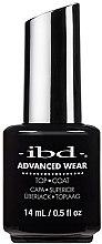 Parfüm, Parfüméria, kozmetikum Fedőlakk - IBD Advanced Wear Top Coat