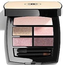 Parfüm, Parfüméria, kozmetikum Szemhéjfesték paletta - Chanel Les Beiges Healthy Glow Eye Shadow Palette Light