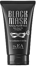 Parfüm, Parfüméria, kozmetikum Arcmaszk - Dr.EA Black Mask