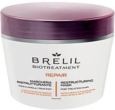 Parfüm, Parfüméria, kozmetikum Helyreállító maszk - Brelil Bio Treatment Repair Mask