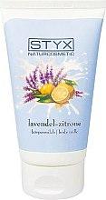 """Parfüm, Parfüméria, kozmetikum Testápoló tej """"Levendula és citrom"""" - Styx Naturcosmetic Lavender & Lemon Body Milk"""