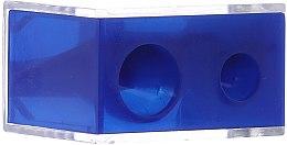 Parfüm, Parfüméria, kozmetikum Dupla ceruzahegyező, kupakkal, 2182, kék - Top Choice