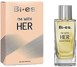 Parfüm, Parfüméria, kozmetikum Bi-es I'm With Her - Eau De Parfum