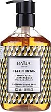 Parfüm, Parfüméria, kozmetikum Marseille folyékony szappan - Baija Festin Royal Marseille Liquid Soap
