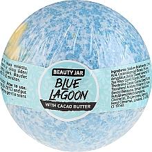 Parfüm, Parfüméria, kozmetikum Fürdőbomba kakaó vajjal - Beauty Jar Blue Lagoon