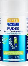 Parfüm, Parfüméria, kozmetikum Hintőpor lábra és cipőbe - Pharma CF No.36 Foot & Shoe Powder
