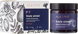 Parfüm, Parfüméria, kozmetikum Arctisztító - Alkemie Beauty Activate Enzymatic Peeling