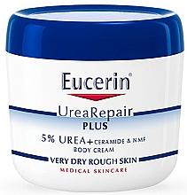 Parfüm, Parfüméria, kozmetikum Hidratáló krém nagyon száraz bőrre - Eucerin UreaRepair Plus Body Cream 5%