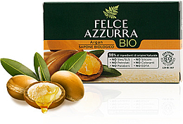 "Parfüm, Parfüméria, kozmetikum Szappan ""Argan"" - Felce Azzurra Bio Soap"