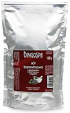 Parfüm, Parfüméria, kozmetikum Iszapos só rozmaring kivonattal, tengeri algával - BingoSpa Salt Mud Extract Of Rosemary