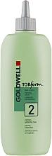 Parfüm, Parfüméria, kozmetikum Tartós dauer porózus és festett hajra - Goldwell Topform 2