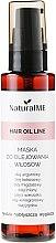 Parfüm, Parfüméria, kozmetikum Spray maszk sérült hajra - NaturalME Hair Oil Line