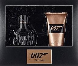Parfüm, Parfüméria, kozmetikum James Bond 007 For Women - Szett (edp/30ml + sh/gel/50ml)
