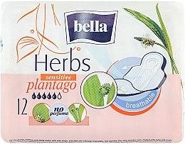 Parfüm, Parfüméria, kozmetikum Egészségügyi betét Panty Herbs Plantago, 12db - Bella