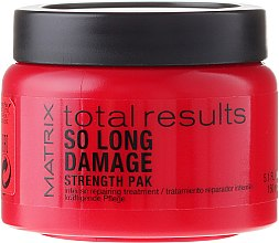 Parfüm, Parfüméria, kozmetikum Intenzív hajpakolás - Matrix Total Results So Long Damage Mask