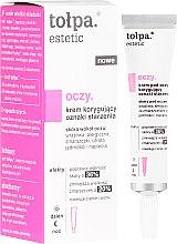 Parfüm, Parfüméria, kozmetikum Szemkörnyékápoló krém - Tolpa Estetic