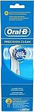 Parfüm, Parfüméria, kozmetikum Cserélhető fogkefefej, 2 db - Oral-B Precision Clean