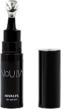 Parfüm, Parfüméria, kozmetikum Ajakápoló szérum - NoUBA Lip Serum Nivalys