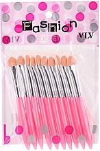 Parfüm, Parfüméria, kozmetikum Szemhéjfesték applikátor készlet, rózsaszín - Fashion Cosmetic