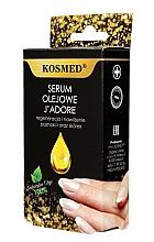 Parfüm, Parfüméria, kozmetikum Olajos szérum köröm- és körömágybőr ápolására - Kosmed Serum Oil J'Adore