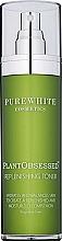 Parfüm, Parfüméria, kozmetikum Helyreállító arctonik - Pure White Cosmetics Plant Obsessed Replenishing Toner