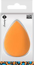 """Parfüm, Parfüméria, kozmetikum Sminkszivacs """"3D Wild"""", narancssárga - Beauty Look"""