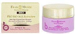 Parfüm, Parfüméria, kozmetikum Nappali megújító arckrém 50+ - Frais Monde Pro Bio-Age Restructure AntiAge Face Cream 50Years