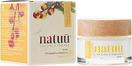 Parfüm, Parfüméria, kozmetikum Tápláló lifting arckrém akmella kivonattal - Natuu SuperLift Face Cream