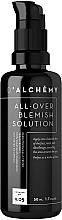 Parfüm, Parfüméria, kozmetikum Szabályozó krém zsíros és kombinált bőrre - D'alchemy All Over Blemish Solution